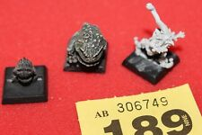 Games Workshop Warhammer Orcs and Night Goblins The Chase Squigs Finecast Set GW