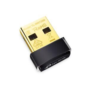 TP-Link TL-WN725N N150 150Mbps Wireless Nano USB 2.0 WiFi Network Adapter