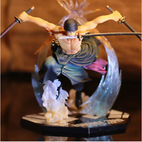 Anime One Piece Ronoa Zoro Action Figure PVC Collectible Model Toy Gift