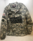 Dale Earnhardt Jr 88 National Guard Digital Camo Patch Embroidered Jacket