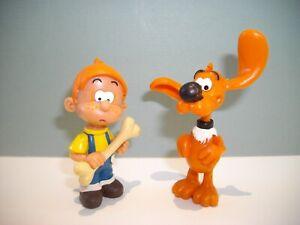 """personnages BD """" Plastoy """" Boule et Bill - 6 cm -"""