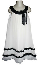 TARGET Size 7 As New Gorgeous Black and White AUDREY Party Dress