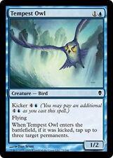 4x Gufo delle Tempeste - Tempest Owl MTG MAGIC Zen Ita