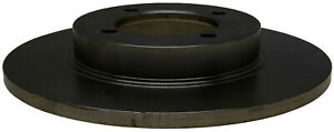 Disc Brake Rotor-Non-Coated Front ACDelco 18A1407A