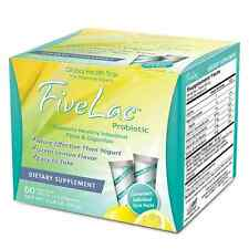FIVELAC PRIOBIOTIC - DIGESTIVE, CANDIDA, YEAST FORMULA, 60 Packets