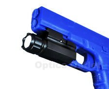 350 Lumens Quick Release Pistol LED Flashlight for Glock G17 G20 G21 G22 G31 etc