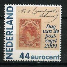 Nederland Persoonlijke zegel 2009 2682 Dag van de postzegel