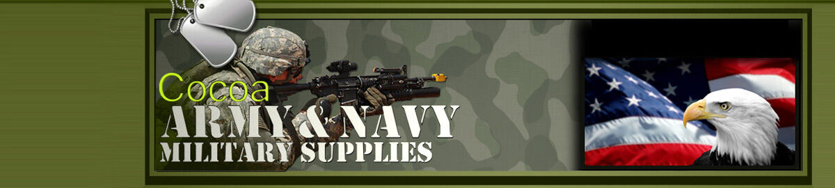 Cocoa Army & Navy Military Supplies