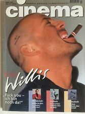Cinema Nr. 214 03/1996 Bruce Willis Robert De Niro Casino