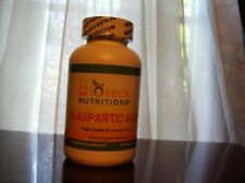 Biotech Nutritions D Aspartic Acid 750 mg NR