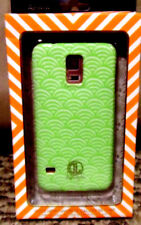 Dabney Lee Samsung Galaxy S5 Phone Hard Shell Case Ella Lime Green/White NEW Box