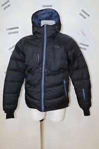 Bergans of Norway Mens SAUDA DOWN 750 FP Hooded Breathable Puffer Jacket Medium