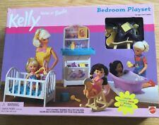 Kelly Sister of Barbie Bedroom playset