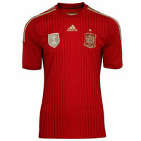 Adidas Spanien Spain Heimtrikot Trikot FEF H JSY WM 2010 Fußball Gr. XL NEU