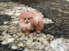 Stone Critter Dog Collection, Pomeranian