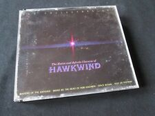 HAWKWIND The Entire And Infinite Universe 4XCD BOX SPACE RITUAL PSYCH