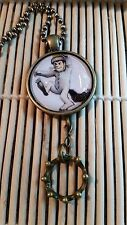 Where the Wild Things Are Pendant Necklace and crown charm  US Seller