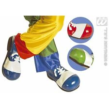 DELUXE CLOWN SHOES Accessory for Circus FunFair Parade Fancy Dress