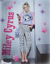 MILEY CYRUS - A2 Poster (XL - 42 x 55 cm) - Clippings Fan Sammlung NEU