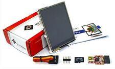 4d Systems sk-28ptu TFT LCD color Pantalla Kit Inicial/Pantalla Táctil,2.8in,24