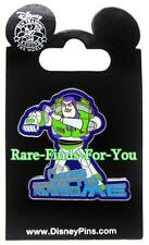 "Disney Parks Toy Story Buzz Lightyear ""My Lasers Are Set To Awesome"" Pin (NEW)"