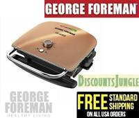 Broiler George Foreman GBR5750SEPQ Broil 7-in-1 Electric Indoor Grill Panini