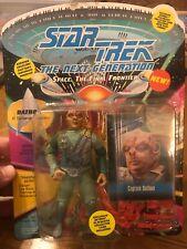 1993 Star Trek Next Generation Captain Dathon Playmates Action Figure