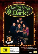 Are You Afraid of the Dark Season 3 NEW R4 DVD