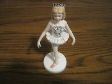 Vintage The Dance Recital Collection Ballerina! Encore Roman 1983