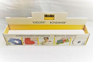 Bondaweb Vliesofix Fusible Web 45cm & 90cm Widths & Various Lengths Free P&P