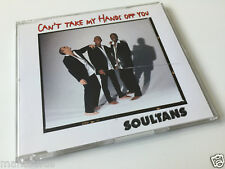 Soultans: Can't Take My Hands Off You Maxi CD Single