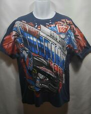 Chase Daytona 500 56th Annual 2014 The Great American Race Graphic shirt Mens XL