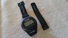 PreOwned Polar Fitwatch wrist watch NordicTrack digital work? needs TLC battery