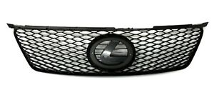 For 06 08 Lexus IS250 Front Grille Grille Black Mesh JDM Style