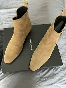 saint laurent chelsea boots mens sale