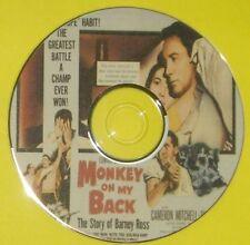 FILM NOIR 320: MONKEY ON MY BACK (1957) Andre DeToth, Cameron Mitchell