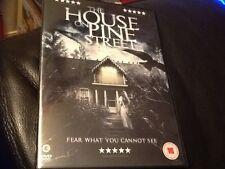 The House on Pine Street . DVD - Emily Goss . HORROR FILM ..