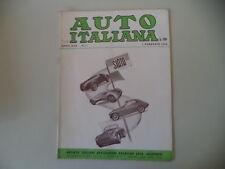 - AUTO ITALIANA 3/1949