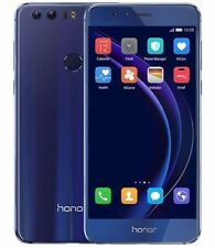 Huawei Honor 8 | 4GB Ram 32 GB ROM | Blue Sapphire | 12MP Dual Rear Cameras