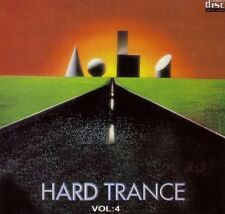 HARD TRANCE VOL:4 - MIX CD - 13 TRACKS - OLD SKOOL TRANCE
