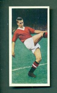 FOOTBALL, BOBBY CHARLTON, CADET SWEETS, FOOTBALLERS  no.25  EARLY PICTURE