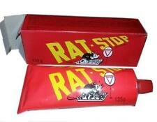 RAT GLUE TRAP MOUSE MICE RODENT PEST CONTROL INSECT ODOURLESS NON-TOXIC 125 GRM.