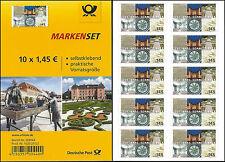 Markenset 1250 Jahre Schwetzingen – 10 x 1,45 Euro – postfr. skl. – Mi.Nr. 3221