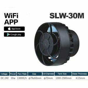 Jebao  SLW-M Series Wifi APP Control Wave Maker Water Pump Aquarium Marine Reef