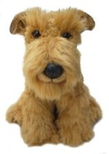 Airedale Faithful Friends Soft Toy Dog 12""