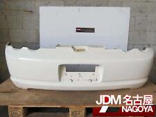 JDM 02-04 Honda Integra DC5 Type R Acura RSX Type S Rear Bumper Without Lip