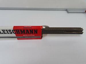 Boite Rails souples Fleischmann 9106 x 20 échelle N
