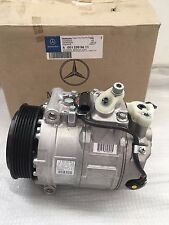Originale Mercedes-Benz C E S M G SL CLK CL class compressore a0012305611