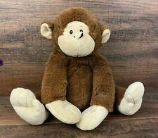 Ganz Webkinz Jr Brown Monkey Plush Only No Code Webkins Junior Plush Toy