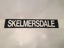 "Liverpool Destination Bus Blind Jan 1988 30"" 2- Skelmersdale"